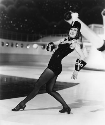 Eleanor Powell Dancing