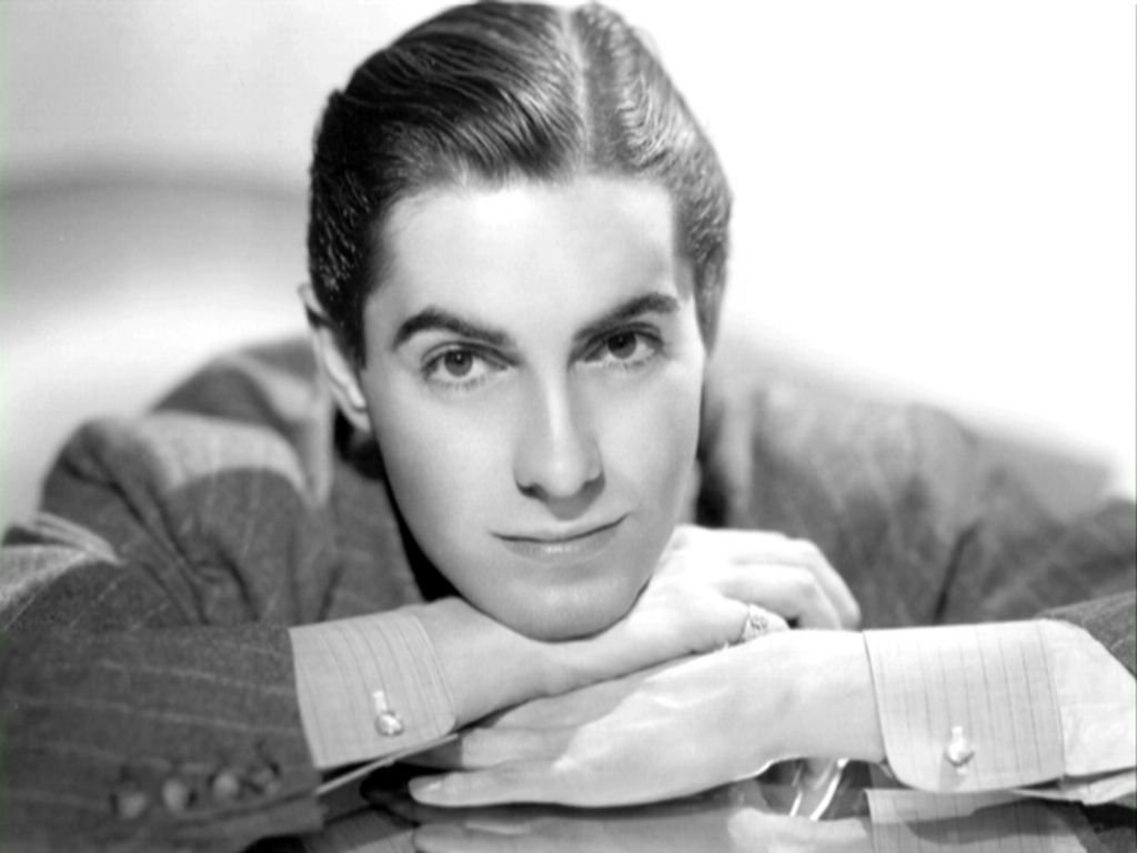 tyrone power biography book