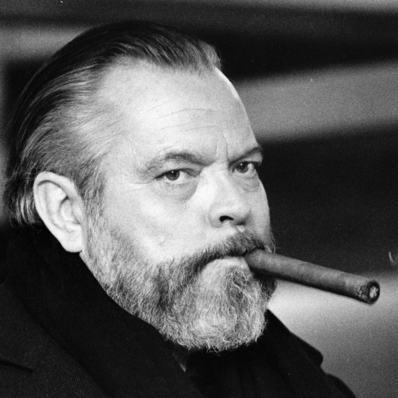 Orson Welles Orson Welles narrates