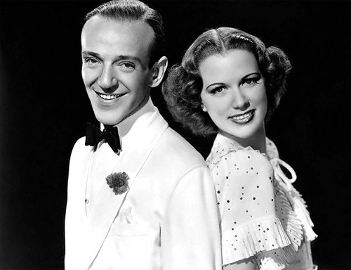 1940 - Fred Astaire and Eleanor Powell