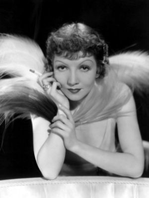 claudette colbert movie crossword