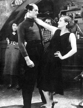 Joan Crawford in Paris