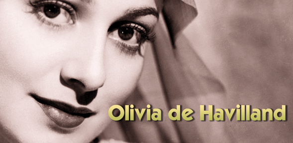 Olivia De Havilland: Premiere Leading Lady