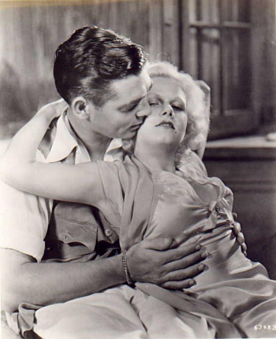 Jean Harlow Films Red Dust 1932