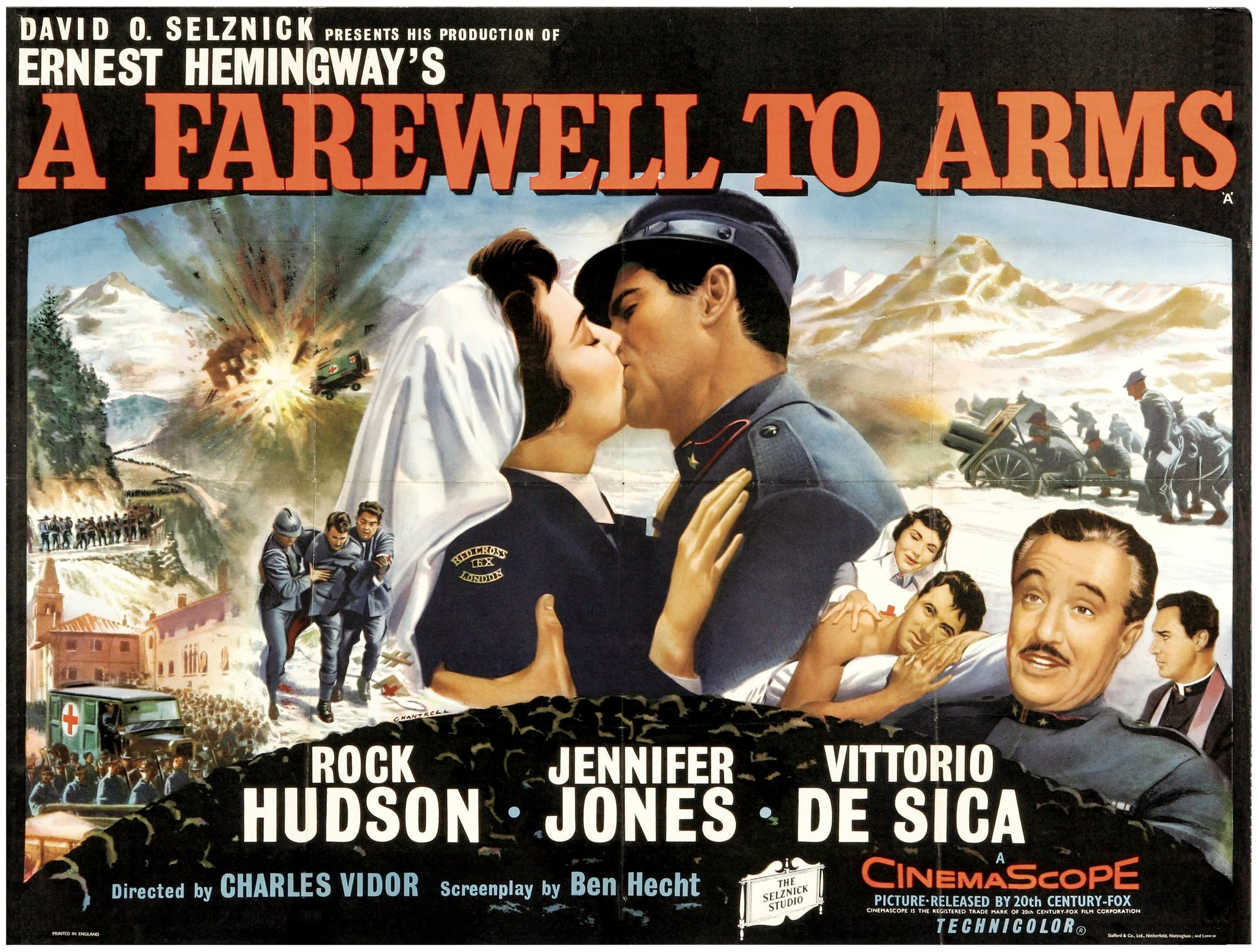 Image result for A Farewell to Arms (1932)