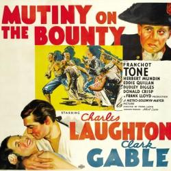 "Julie Reviews Clark Gable's ""Mutiny On The Bounty"" (1935)"