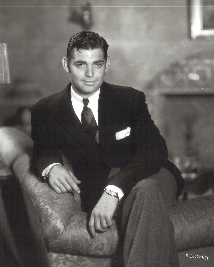Clark Gable Quot All Man And Then Some Quot