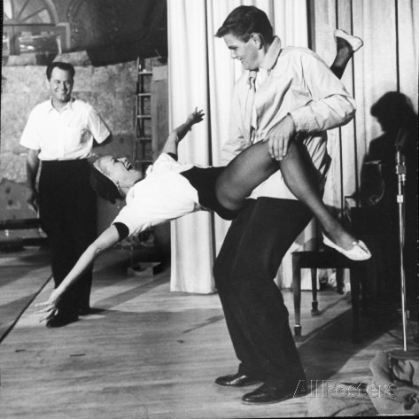 eleanor-powell-rehearsing-with-peter-ford-for-her-comeback-performance
