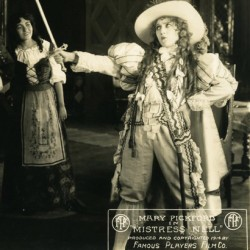 """Toronto Silent Film Festival showing Mary Pickford's """"Mistress Nell"""""""