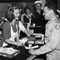 Julie Reviews Bette Davis: World War II work