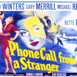 Julie Reviews Bette Davis in Phone Call From A Stranger (1952)