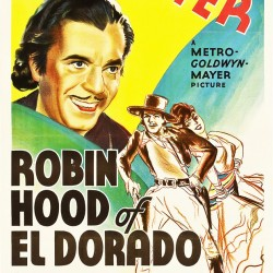 Robin Hood of El Dorado out on DVD Today