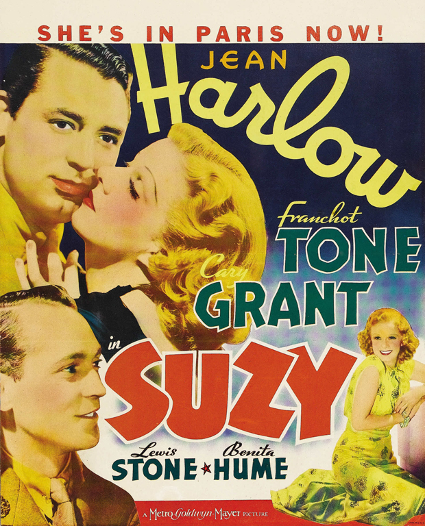 julie reviews franchot tone in suzy 1936