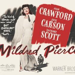 """Julie Reviews Joan Crawford in """"Mildred Pierce"""" (1945)"""