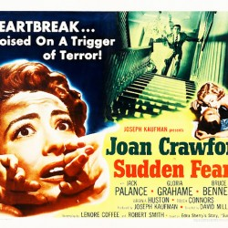 "Julie Reviews Joan Crawford in ""Sudden Fear"" (1952)"
