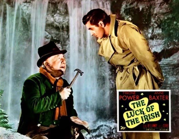 Movie luck of the irish
