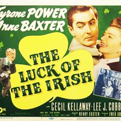 Julie Reviews Tyrone Power in The Luck of the Irish (1948)