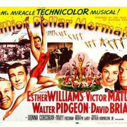 Julie Reviews Busby Berkeley's Million Dollar Mermaid (1952)