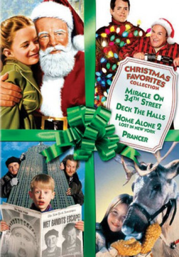 Christmas Favorites Collection DVD