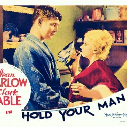 Julie Reviews Clark Gable in Hold Your Man (1933)