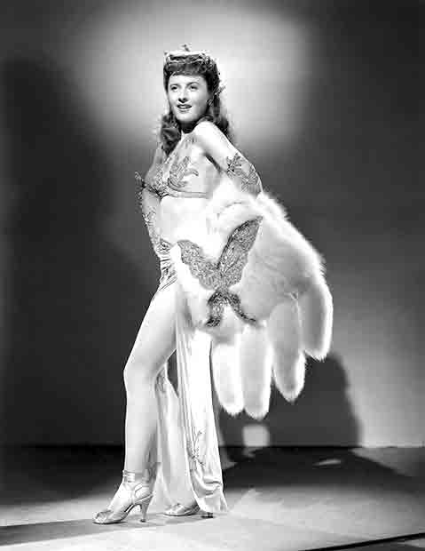 Lady of Burlesque Lady of Burlesque 1943 starring Barbara Stanwyck