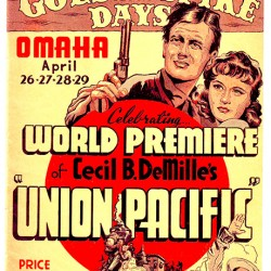 Julie Reviews Barbara Stanwyck in Union Pacific (1939)