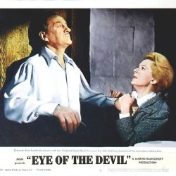 Julie Reviews David Niven in Eye of the Devil (1966)
