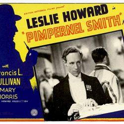 Julie Reviews Leslie Howard in 'Pimpernel' Smith (1941)