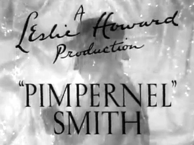 Julie Reviews Leslie Howard in 'Pimpernel' Smith (1941)