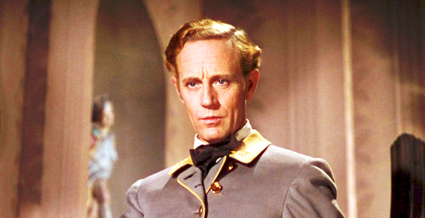Leslie Howard's dislike for Ashley in Gone With the Wind