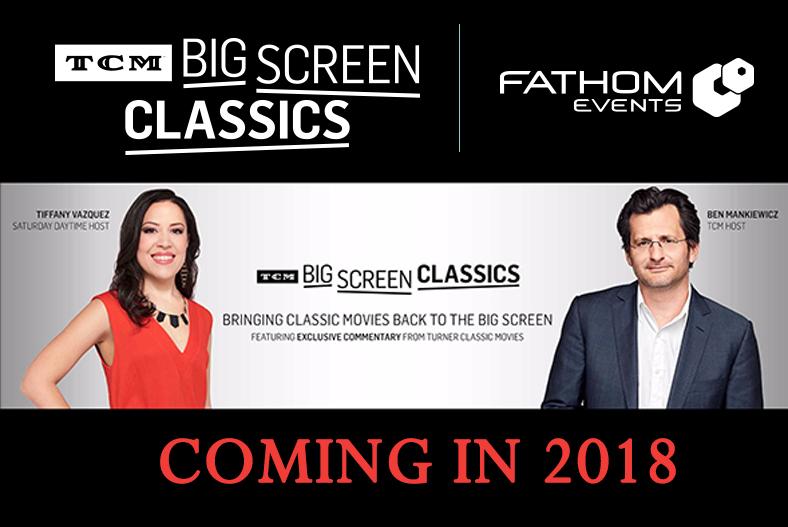 Big Screen Classics 2018
